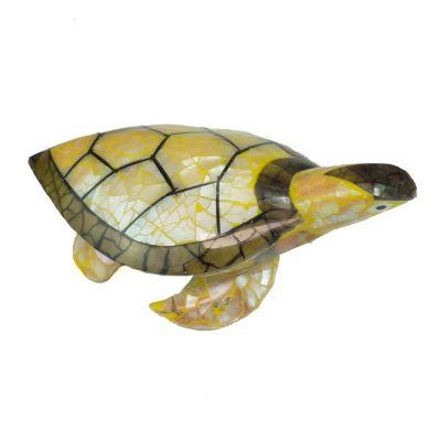 Soška Želvička - žlutá