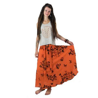 Sukně Kelapa Orange