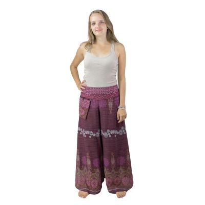 Kalhoty Benyapa Rose