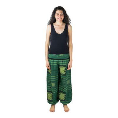 Kalhoty Natchaya Lawn