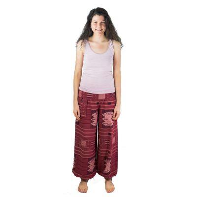 Kalhoty Natchaya Rose