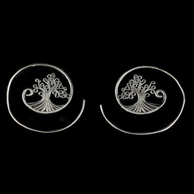 Náušnice Tree 3