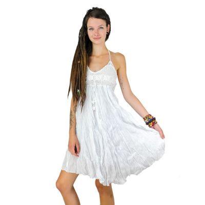 Šaty Amarindra White