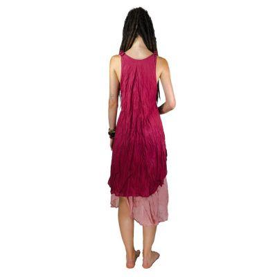 Šaty Nittaya Burgundy