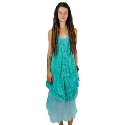 Šaty Nittaya Turquoise
