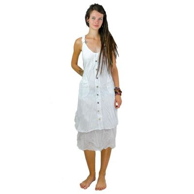 Šaty Nittaya White