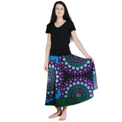 Jarní / podzimní dlouhá sukně Putaran Waktu   UNI