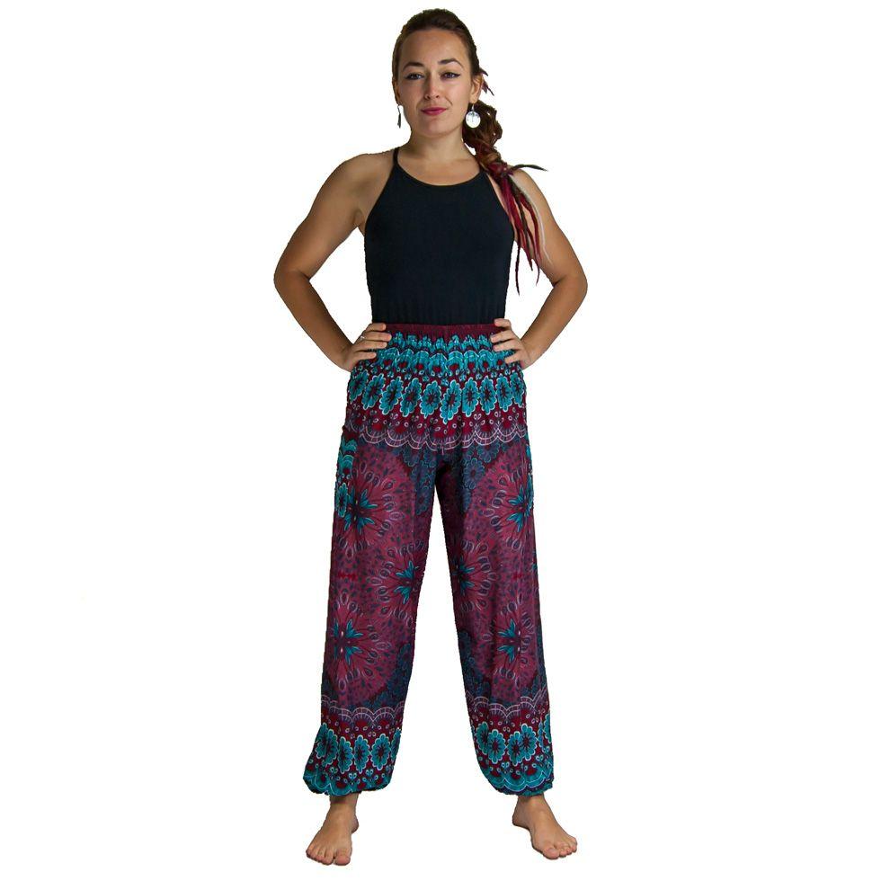 Kalhoty Somchai Asnee
