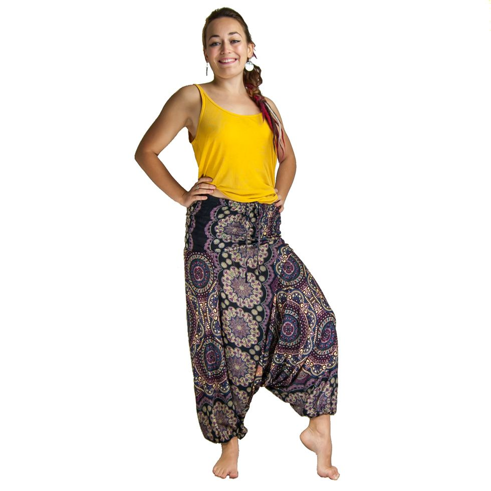 Kalhoty Tansanee Lamom