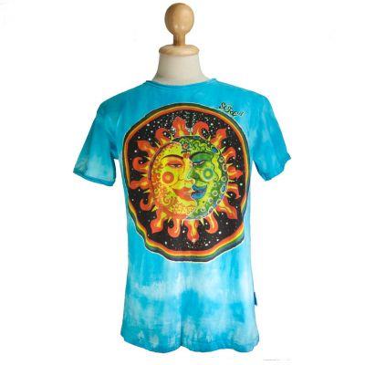 Tričko Celestial Emperors Turquoise