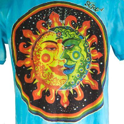 Pánské tričko Sure Celestial Emperors Turquoise