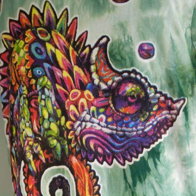 Pánské tričko Sure Chameleon Green