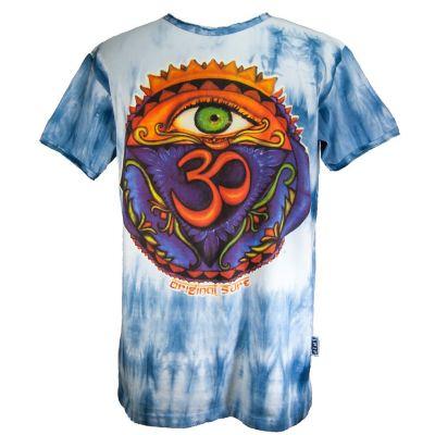Pánské tričko Sure Third Eye Blue | M, XL