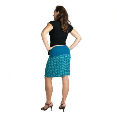 Sukně střední délky Ibu Bao