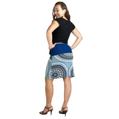 Sukně střední délky Ibu Dakini