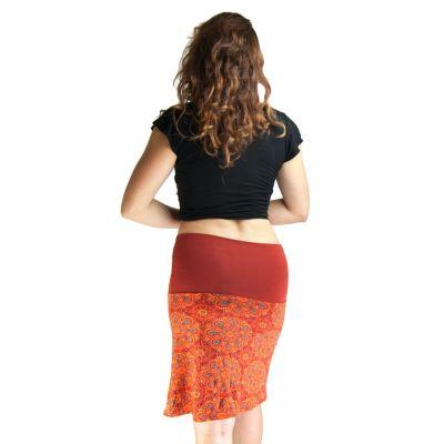 Sukně střední délky Ibu Raelyn