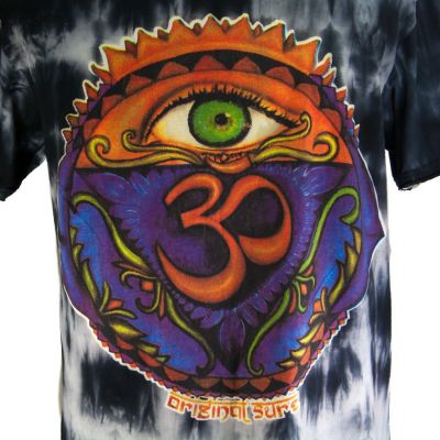Pánské tričko Sure Third Eye Black