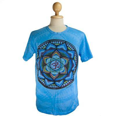 Tričko Holy Lotus Turquoise