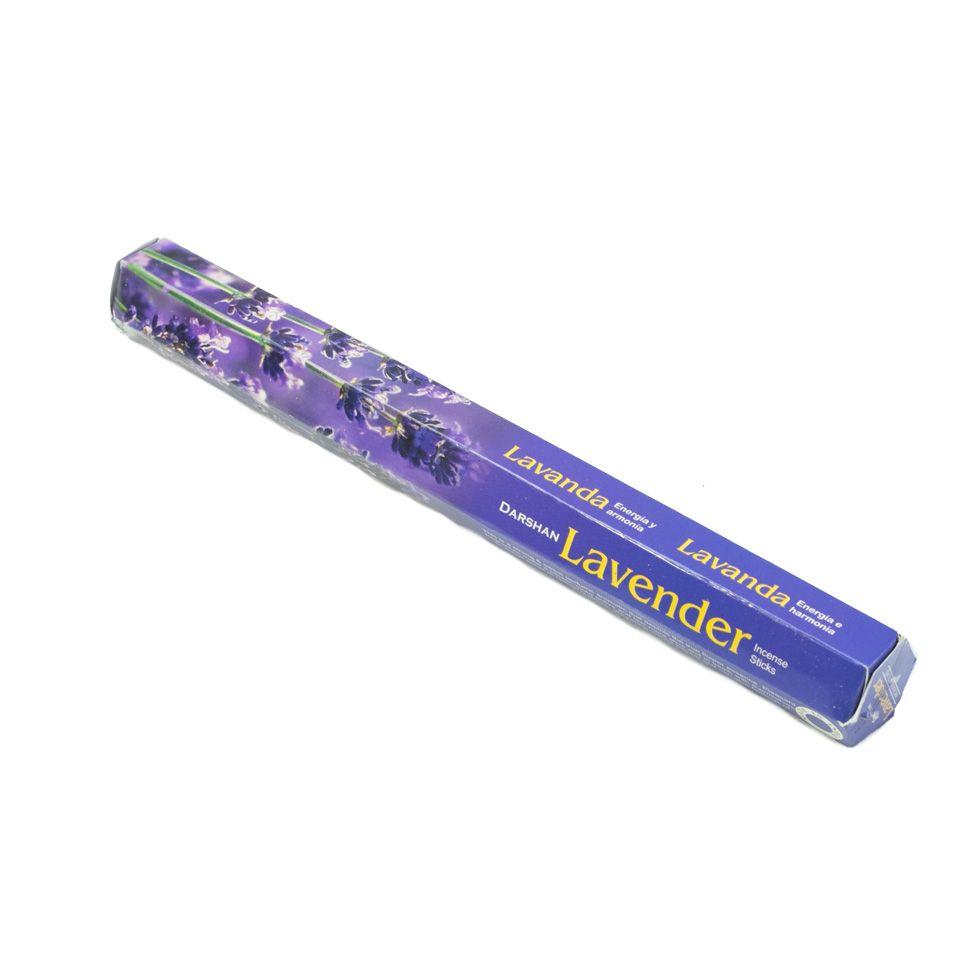 Vonné tyčinky Darshan Lavender