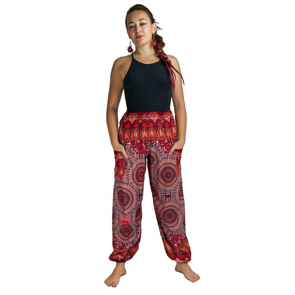 Kalhoty Somchai Kulap