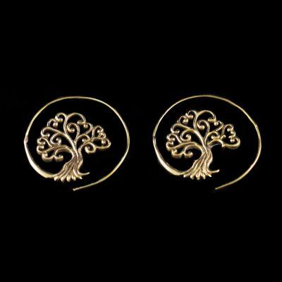 Náušnice Tree 4