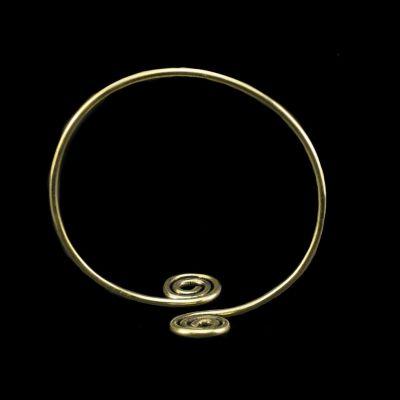 Mosazný náramek Glencora Brass