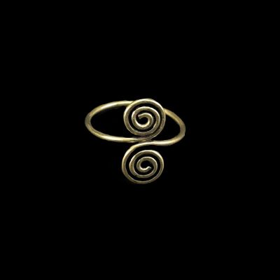 Prsten Glencora Brass