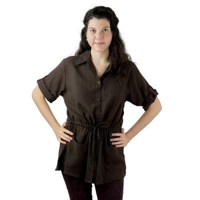 Košile Sumalee Brown