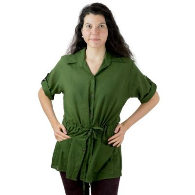 Košile Sumalee Green