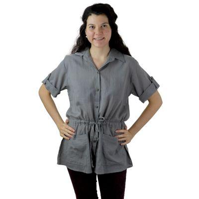 Košile Sumalee Grey