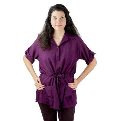 Košile Sumalee Purple