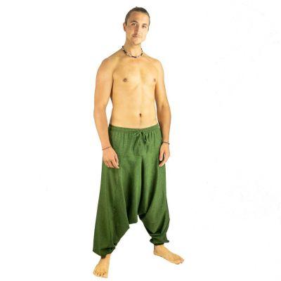 Kalhoty Badak Hijau