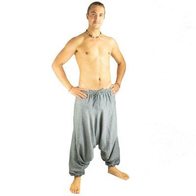 Kalhoty Badak Kelabu