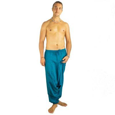 Bavlněné kalhoty typu Alibaba - Badak Pirus Nepal