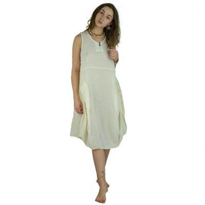 Šaty Kwanjai Cream