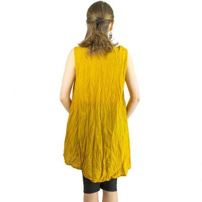 Minišaty Prisana Mustard