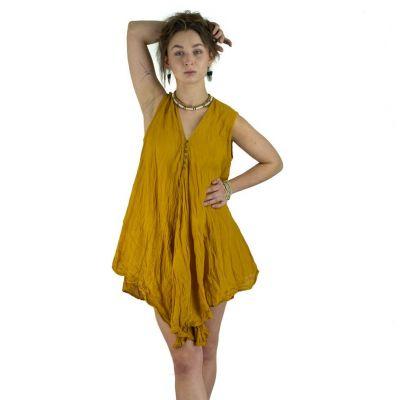 Šaty Prisana Mustard
