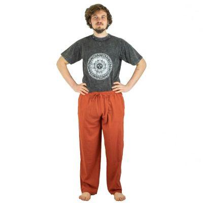 Kalhoty Tanawat Orange