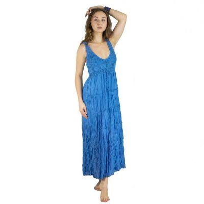 Šaty Amarindra Long Blue