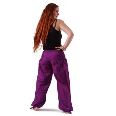 Kalhoty Rongga Ungu