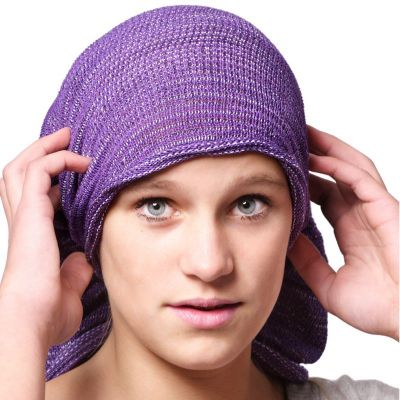 Kouzelná čepice Magic Purple