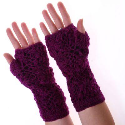 Návleky na ruce Bardia Purple