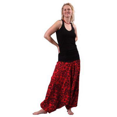 Kalhoty Subas Merah
