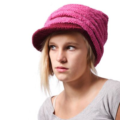 Čepice Pink Bhatti