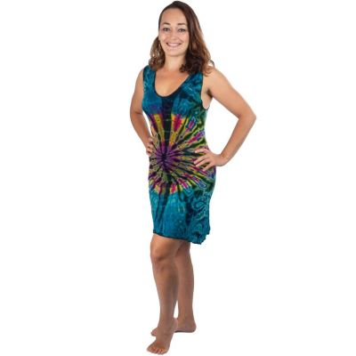 Batikované šaty Loei Guyuran