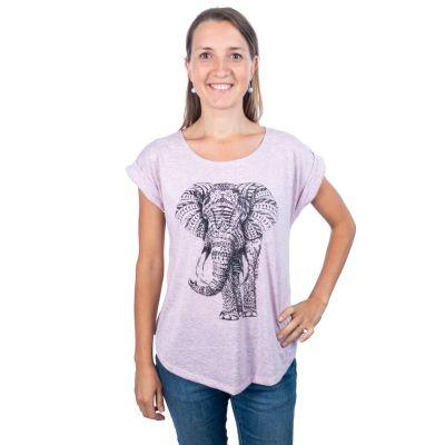 Tričko Darika Elephant Pink