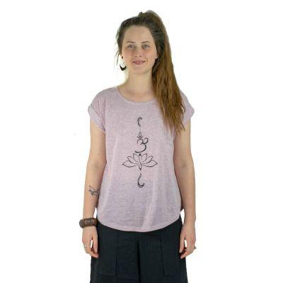 Tričko Darika Harmony Pink