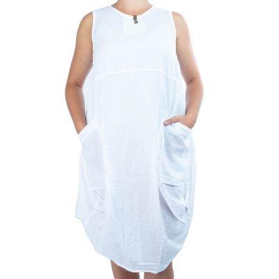 Letní šaty Kwanjai White