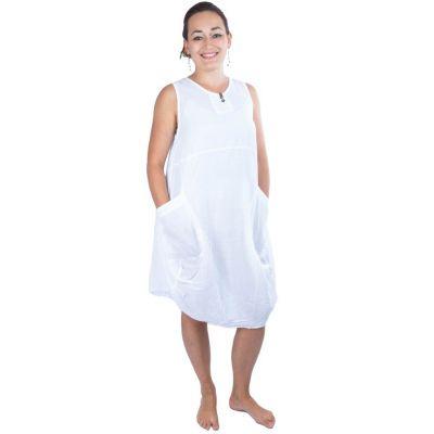 Šaty Kwanjai White