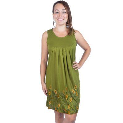 Šaty Binsa Green